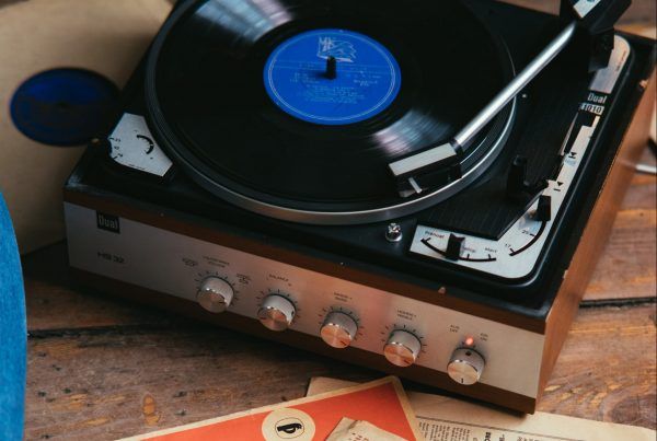 Record Player Featured Image